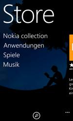 Nokia Lumia 820 / Lumia 920 - Apps - Einrichten des App Stores - Schritt 4