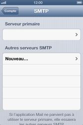 Apple iPhone 4 S - E-mail - Configuration manuelle - Étape 17