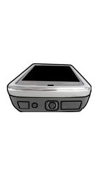 Nokia E72 - SIM-Karte - Einlegen - 5 / 6
