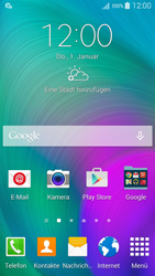 Samsung Galaxy A5 - MMS - Automatische Konfiguration - 4 / 12
