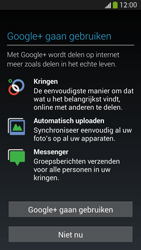 Samsung Galaxy S4 VE 4G (GT-i9515) - Applicaties - Account aanmaken - Stap 17