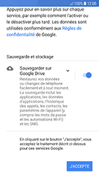 Samsung A320F Galaxy A3 (2017) - Android Oreo - E-mail - Configuration manuelle (gmail) - Étape 12