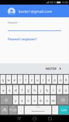 Huawei P9 Lite - E-Mail - Konto einrichten (gmail) - 2 / 2