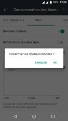 Wiko U-Feel Lite - Internet - Désactiver les données mobiles - Étape 7