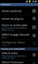 Samsung I8160 Galaxy Ace II - Internet - Configuration manuelle - Étape 19