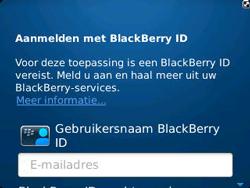 BlackBerry 9320 Curve - BlackBerry activeren - BlackBerry ID activeren - Stap 6