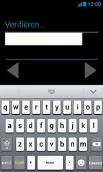Huawei Ascend Y300 - apps - account instellen - stap 21