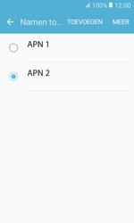 Samsung Galaxy Xcover 3 VE (SM-G389F) - Internet - Handmatig instellen - Stap 17