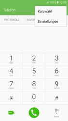 Samsung Galaxy S6 - Anrufe - Rufumleitungen setzen und löschen - 1 / 1