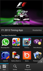 BlackBerry Z10 - Apps - Herunterladen - 9 / 21