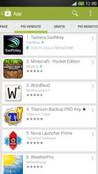 HTC One Mini - Applicazioni - Installazione delle applicazioni - Fase 7
