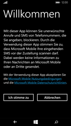 Microsoft Lumia 640 - Anrufe - Anrufe blockieren - 6 / 9