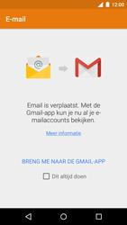 Motorola Moto G 3rd Gen. (2015) - E-mail - Handmatig instellen - Stap 4