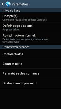 Samsung Galaxy Note III LTE - Internet et roaming de données - Configuration manuelle - Étape 22