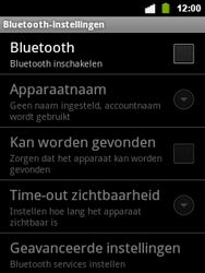 Alcatel OT-903 - Bluetooth - Headset, carkit verbinding - Stap 6