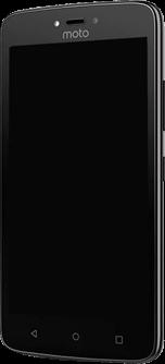 Motorola Moto C Plus - Premiers pas - Découvrir les touches principales - Étape 2