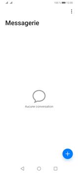 Huawei Y6P - Contact, Appels, SMS/MMS - Envoyer un SMS - Étape 3