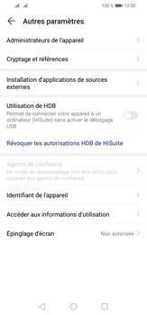 Huawei P30 Lite - Prise en main - Comment activer un code SIM - Étape 5
