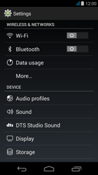 Acer Liquid Z500 - Bluetooth - Pair with another device - Step 4