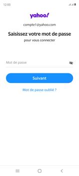 Samsung Galaxy S20 FE - E-mails - Ajouter ou modifier votre compte Yahoo - Étape 10