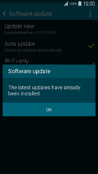 Samsung G900F Galaxy S5 - Device - Software update - Step 10