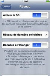 Apple iPhone 3G - MMS - Configuration manuelle - Étape 4