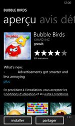 Nokia Lumia 635 - Applications - Configuration de votre store d