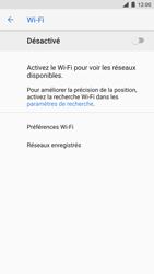 Nokia 8 - WiFi - Configuration du WiFi - Étape 6