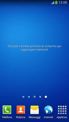 Samsung SM-G3815 Galaxy Express 2 - Operazioni iniziali - Installazione di widget e applicazioni nella schermata iniziale - Fase 3
