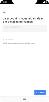 Nokia 8-1 - E-mail - handmatig instellen (yahoo) - Stap 12