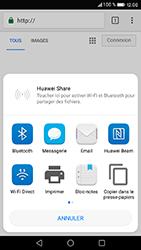 Huawei P8 Lite 2017 - Internet - navigation sur Internet - Étape 20