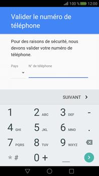 Huawei Mate S - Applications - Créer un compte - Étape 6
