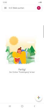 Samsung Galaxy Z flip - E-Mail - Manuelle Konfiguration - Schritt 7