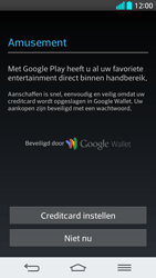 LG G2 (D802) - Applicaties - Account aanmaken - Stap 22