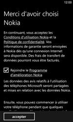 Nokia Lumia 925 - Premiers pas - Créer un compte - Étape 12