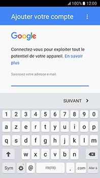 Samsung Samsung Galaxy J7 (2016) - E-mails - Ajouter ou modifier votre compte Gmail - Étape 11