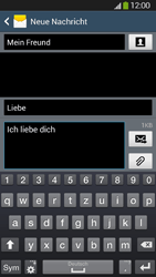Samsung Galaxy S4 Active - MMS - Erstellen und senden - 15 / 24