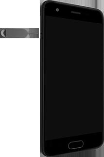 Huawei Honor 9 - SIM-Karte - Einlegen - Schritt 2
