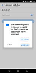 Huawei Y5 (2018) - E-mail - e-mail instellen (yahoo) - Stap 9