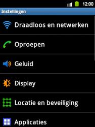 Samsung S5360 Galaxy Y - netwerk en bereik - gebruik in binnen- en buitenland - stap 4