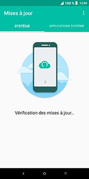 Alcatel 3L - Aller plus loin - Mettre à jour le logiciel interne de votre mobile - Étape 9
