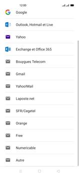 Oppo Reno 4 - E-mails - Ajouter ou modifier un compte e-mail - Étape 7