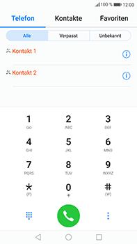 Huawei Mate 9 - Anrufe - Anrufe blockieren - Schritt 3