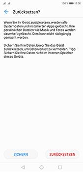 Huawei P20 Pro - Fehlerbehebung - Handy zurücksetzen - 10 / 11