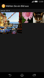 Sony Xperia Z2 - E-Mail - E-Mail versenden - 1 / 1