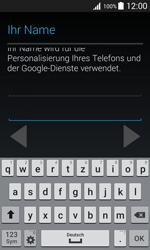 Samsung Galaxy J1 - Apps - Konto anlegen und einrichten - 7 / 19