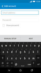 HTC One Mini 2 - Email - Manual configuration POP3 with SMTP verification - Step 6