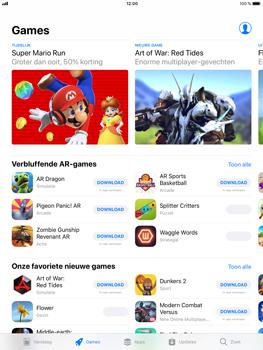 Apple iPad Air 2 - iOS 11 - Applicaties - Downloaden - Stap 4