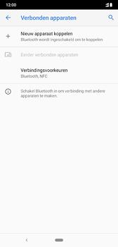 Nokia 8-1-dual-sim-ta-1119 - Bluetooth - Aanzetten - Stap 4
