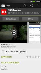 HTC One - Apps - Installieren von Apps - Schritt 24